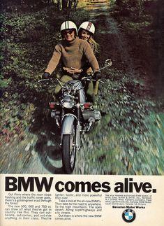 BMW R75 ad.