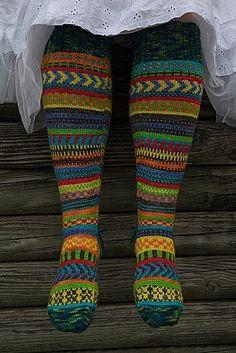 socks to knit :-))
