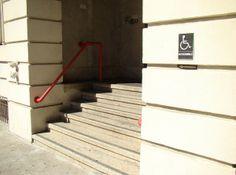 L'accessibilité offerte aux personnes en situation de handicap