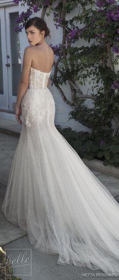 6434358759 Netta BenShabu 2019 Wedding Dress Collection - Une Fleur Sauvage Sexy Wedding  Dresses