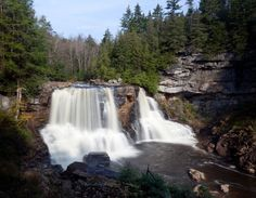 Looking for a getaway that won't pinch you at the gas pump? Take a trip to Blackwater Falls, W. Va.