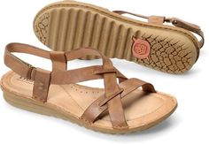31ec37328e53 Womens Rainey in Camel Born Shoes