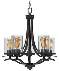 Patriot Lighting 5 Light Chandelier Rhine