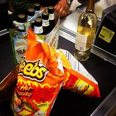 You've gotten out of bed at 3am to go looking for them, because once a craving hits you, nothing else matters.   23 Symptoms Of Being Hopelessly Addicted To Flamin' Hot Cheetos