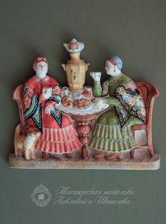 Настенная керамика