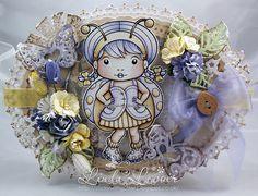 SWG Original Designs: Ladybug Marci - Spring/Easter at La-La Land