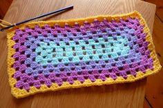 Yarnroundhook ... ...: Un nouveau WIP crochet