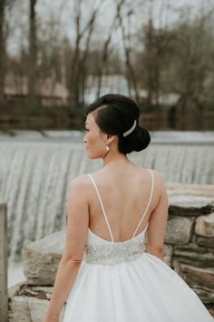 Classic Wedding Hair Up-do Wedding Hair Up, Classic Wedding Hair, Up Hairstyles, Wedding Hairstyles, Bridal Beauty, Brides, Photo And Video, Instagram, Dresses