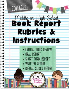 language arts book report project This book report worksheet is suitable for 3rd - 4th grade in this book report worksheet, students write the title, author, publisher, date of publication, overview of contents, opinion, and what they learnt from the book.