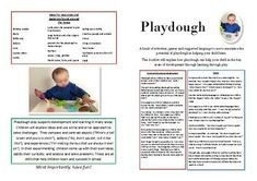 A leaflet comprising a bank of activities for teachers, support staff, childminders and parents to engage with their child to help their learning. Emergent Curriculum, Preschool Curriculum, Preschool Ideas, Playdough Activities, Learning Activities, Baby Activities, Observation Examples, Eylf Learning Outcomes, Learning Stories Examples