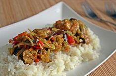 Gyors kanai zöldséges csirke Wok, Meat Recipes, Rice, Beef, Asian, Meals, Chicken, Cooking, Beef Recipes