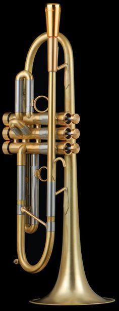 A dream trumpet. Monette PRANA 3STC