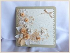 quilling, card, wedding Card Wedding, Quilling, Decorative Boxes, Cards, Home Decor, Weaving, Marriage Invitation Card, Bedspreads, Decoration Home