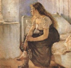 Morning, Edvard Munch