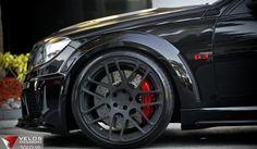 Mercedes-Benz C63 AMG Black Series by Velos Designwerks