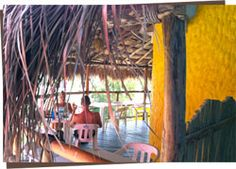 Tribu Hostel, Holbox Island, Mexico