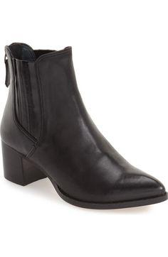 Halogen 'Bailey' Pointy Toe Block Heel Bootie (Women) CAD 179.28  SIZE 4.