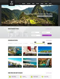 The only choice if you need a gorgeous, feature packed WordPress theme for your online travel agency website. $99