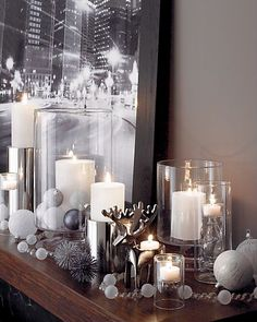Crate & Barrel Holiday Decor