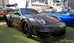 Porsche 911 RSR by Burt Photography. #Lease a #Porsche with Premier Financial Services today.