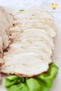 Przepisy na Wielkanoc – ponad 100 przepisów wielkanocnych | DusiowaKuchnia.pl Salmon Burgers, Ale, Food And Drink, Meat, Ethnic Recipes, Canning, Food And Drinks, Ale Beer, Ales