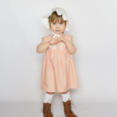 Girls dress, Easter dress, babygirl