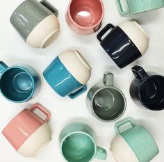 Kula Cups from Jumbled Online! Nice Things, Nespresso, Coffee Maker, Cups, Kitchen Appliances, Interiors, Coffee Maker Machine, Diy Kitchen Appliances, Coffeemaker