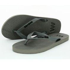 Couple Slipper Geometry Line Print Flip Flops Unisex Chic Sandals Rubber Non-Slip House Thong Slippers