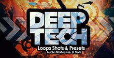 Industrial Strength TD Audio Deep Tech WAV MiDi Ni Massive Full Download
