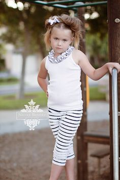 https://www.cityblis.com/7820/item/3247   Sassy Sailor Ruffle Capris - 10 colors - $30 by Kangacoo   These are girly cute tights/capri hybrid that can be worn as pants but look really darling and unexpected under a cute dress or tutu. Navy blue and white ruffles.    The material is a polynylon blend that is thick and durable but can be sligtly sheer when stetched so should be worn with boy shorts u...   #Pants