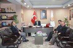 Müftüden Başkan Bozkurt'a ziyaret