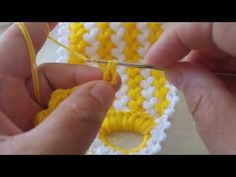 Ana Sayfa - YouTube Loom Knitting, Knitting Patterns, Crochet Patterns, Crochet Girls Dress Pattern, Small Blankets, Different Stitches, Paper Flowers Diy, Crochet Round, Crochet For Beginners