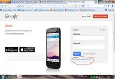 Lupa Pasword Gmail? Cara Mudah Reset Password Gmail atau Akun Google - Catatan Harian Irfan