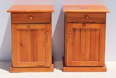 Condition:  Used  Two Solid Pine Bedside Cabinets  size per cabinet: 420 L x 470 W x 650 H  R1200 for both  Cell 076 706 4700  Tel 021 - 558 7546  www.furnicape.co.za  0217 Bedside Cabinet Size, Bedside Cabinet, Decor, Solid Pine, Headboard, Bedside, Cabinet, Pine Bedside, Home Decor