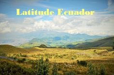 While you are in Quito, the Aerial tram or in Spanish Teleférico a must place to see!