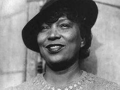Zora Neal Hurston...Pioneer of women writers...