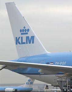 "KLM Boeing 777-206(ER) PH-BQE ""Epidaurus"""