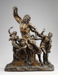 Laocöon; Giovanni Battista Foggini (Italian, 1652 - 1725); Florence, Tuscany, Italy; about 1720.