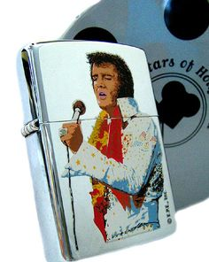 Elvis Presley Aloha Zippo Lighter   Flickr - Photo Sharing!