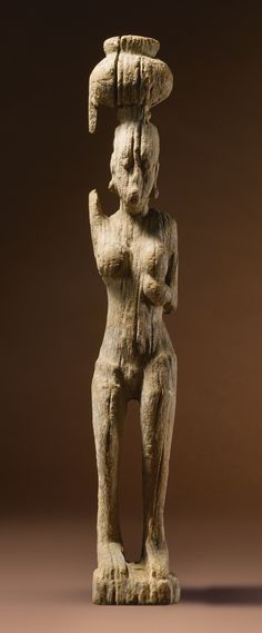 Vezo Female Funerary Figure, Madagascar