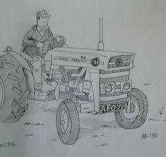 Massey Ferguson 130