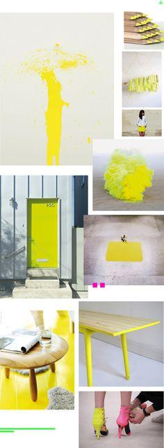 inspiration-fluo via Les Images