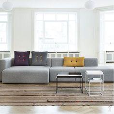 Tray salontafel -  zetel