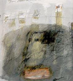 art journal - expression through abstraction — Maria Balea, Untitled, acrylic on canvas