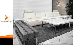 Ten control total sobre la luminosidad de las distintas habitaciones #ViewLovers Outdoor Sectional, Sectional Sofa, Couch, Control, Ten, Outdoor Furniture, Outdoor Decor, Home Decor, Shades