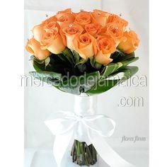 ramos-de-novia-rosas-naranja