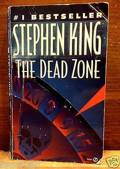 Stephen King THE DEAD ZONE PB Good / Acceptable condition 1st Signet Printing