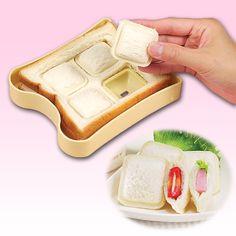 Mini Sandwich Pocket Mold