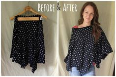 Little Did You Know...: Polka Dot Skirt