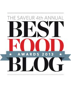 The 2013 Best Food Blog Awards: The Winners! | SAVEUR